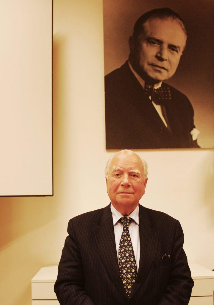 Mark Eyskens - Minister Staat