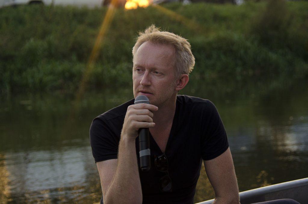 David Van Reybroeck - Schrijver