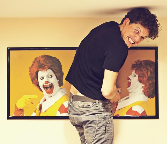 Michael Van Peel - Comedian